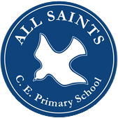 All Saints Horsham badge